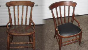 Перетяжка стульев на дому недорого в Белгороде