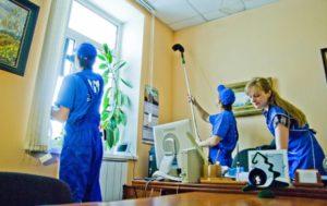 Уборка помещений в Белгороде