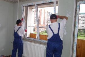 Установка пластиковых окон в Белгороде