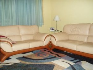 Перетяжка кожаной мебели в Белгороде